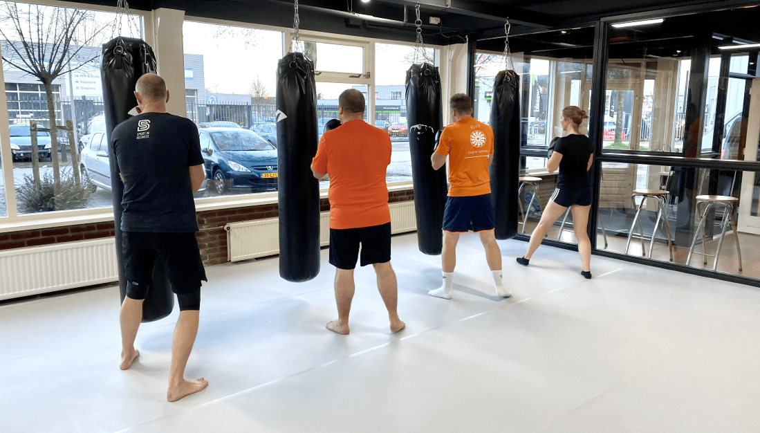 Small Group Personal Training Almere